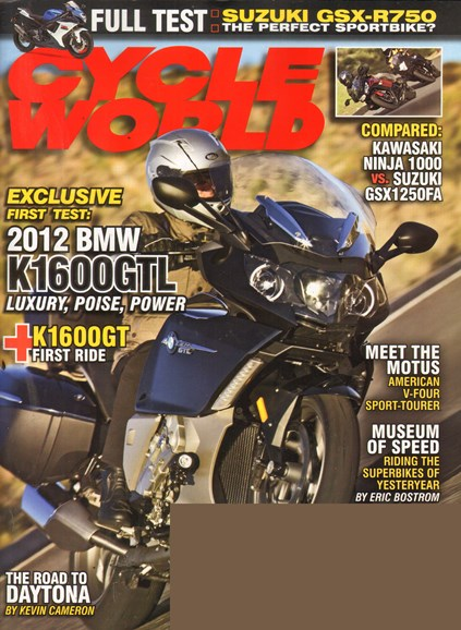 Cycle World Cover - 6/1/2011