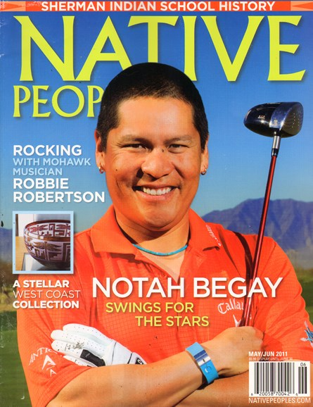 Native Peoples Cover - 5/1/2011