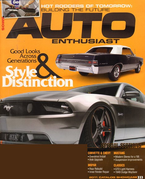 Cars & parts Cover - 6/1/2011