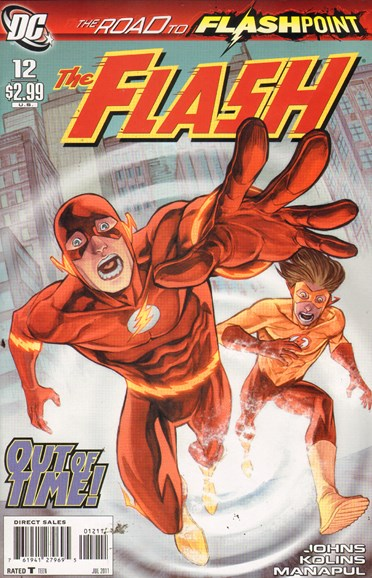 The Flash Cover - 7/1/2011