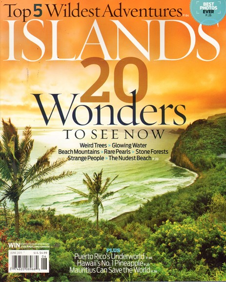 Islands Cover - 6/1/2011