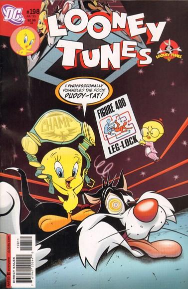 Looney Tunes Cover - 6/1/2011