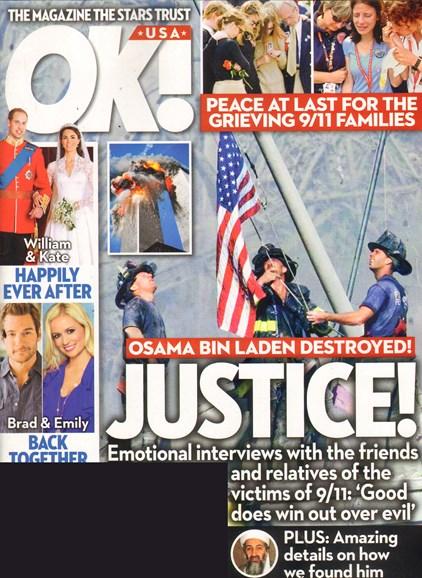 Ok! Cover - 5/16/2011