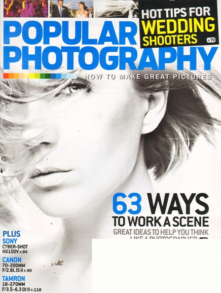 Popular Photography Cover - 6/1/2011