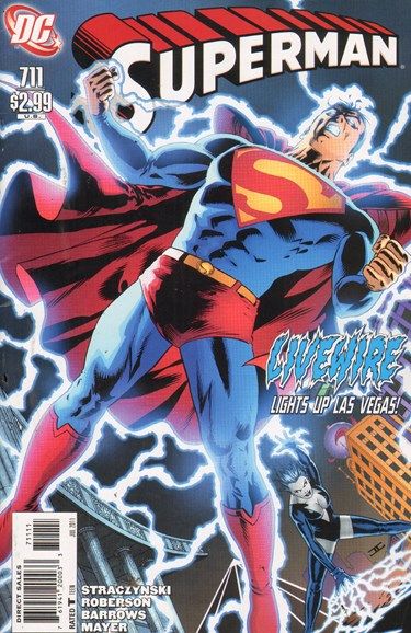 Superman Cover - 7/1/2011