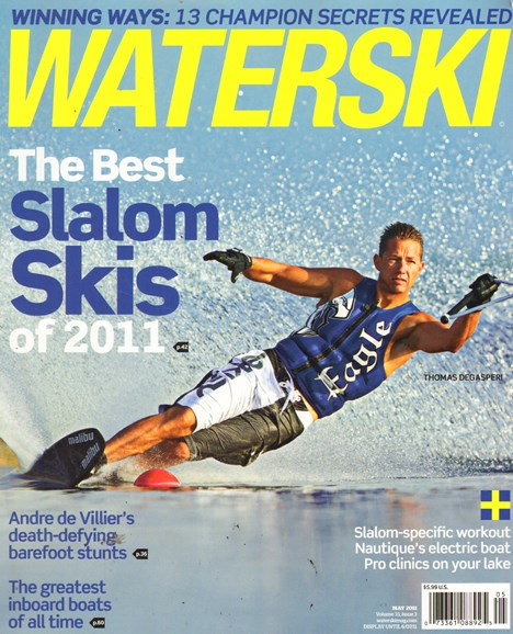 Waterski Cover - 5/1/2011