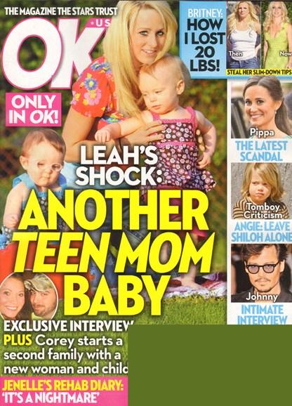 Ok! Cover - 5/30/2011
