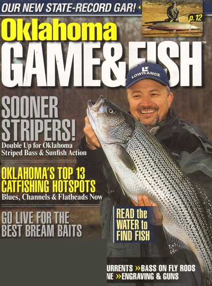 Oklahoma Game & Fish Cover - 6/1/2011