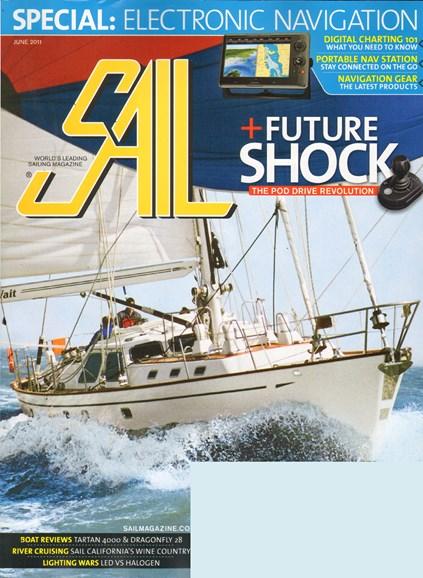 Sail Cover - 6/1/2011