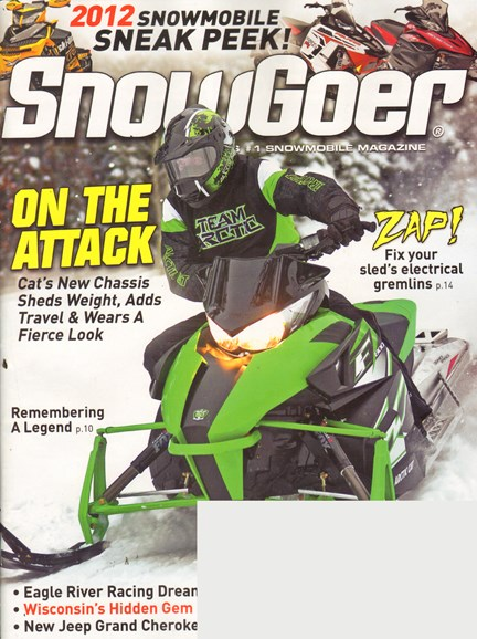 Snow Goer Cover - 4/1/2011