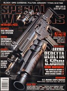 Special Weapons for Military & Police Magazine 6/1/2011