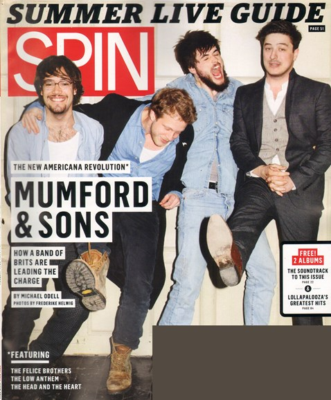Spin Cover - 6/1/2011