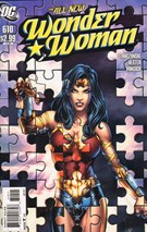 Wonder Woman Comic 6/1/2011