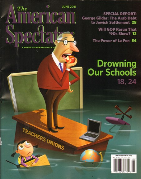 The American Spectator Cover - 6/1/2011