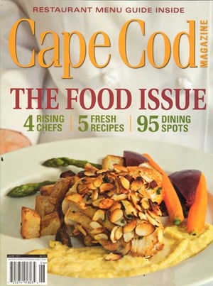 CAPE COD MAGAZINE | 6/1/2011 Cover