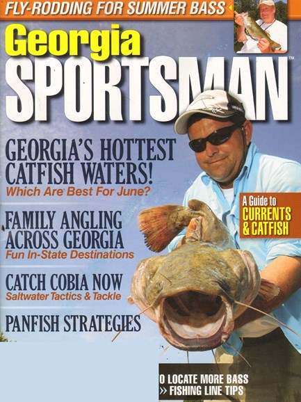 Georgia Sportsman Cover - 6/1/2011