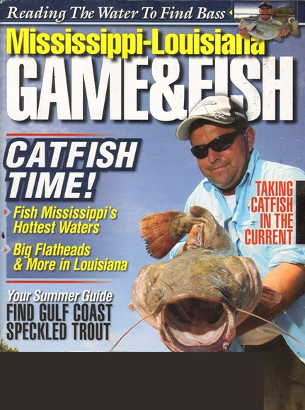 Mississippi Game & Fish Cover - 6/1/2011