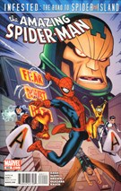 Superior Spider Man Comic 8/1/2011