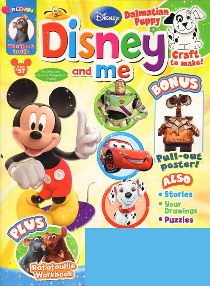 Disney Junior Cover - 6/1/2011