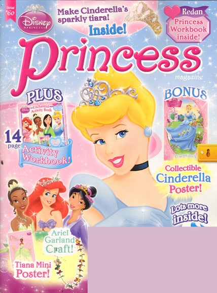 Disney Princess Cover - 6/1/2011