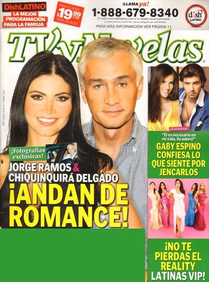 Tv Y Novelas Cover - 6/1/2011