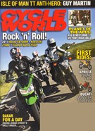 Cycle World Magazine 7/1/2011