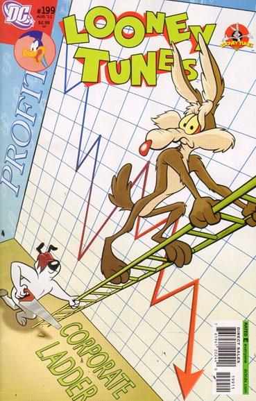 Looney Tunes Cover - 8/1/2011