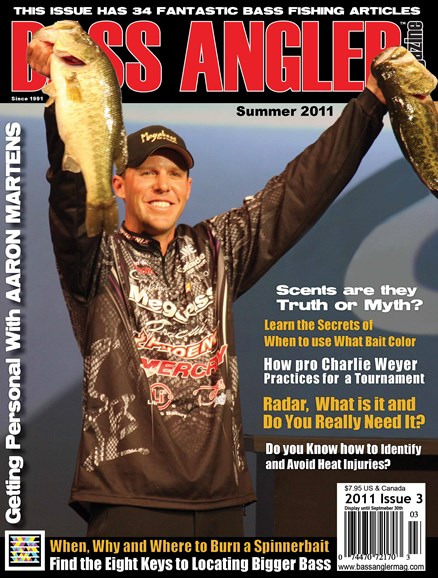 Bass Angler Cover - 7/1/2011