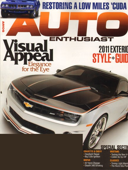 Cars & parts Cover - 7/24/2011