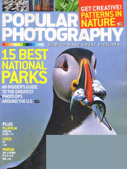 Popular Photography Cover - 5/1/2011