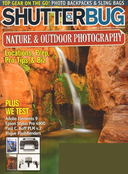 Shutterbug Cover - 7/1/2011