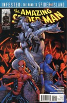 Superior Spider Man Comic 7/1/2011