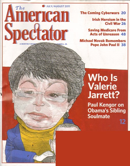 The American Spectator Cover - 7/1/2011