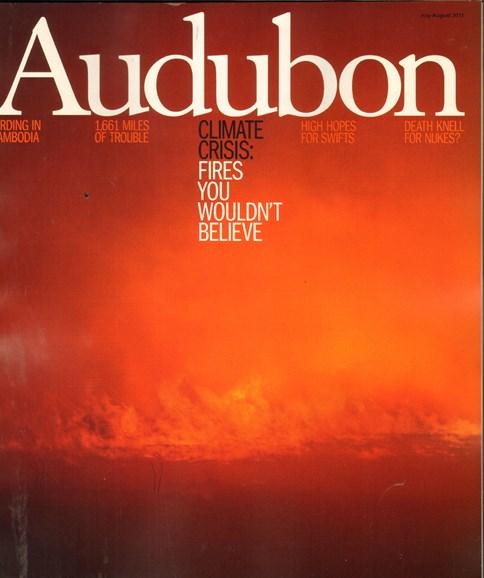 Audubon Cover - 7/1/2011