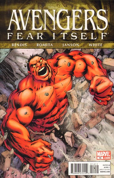 Avengers Cover - 7/1/2011
