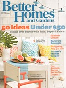 Better Homes & Gardens Magazine 7/1/2011