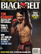 Black Belt Magazine 8/1/2011