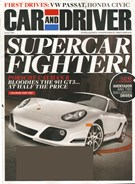 Car And Driver Magazine 7/1/2011