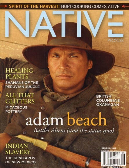 Native Peoples Cover - 7/1/2011