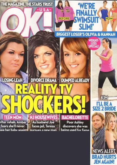 Ok! Cover - 7/11/2011