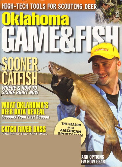 Oklahoma Game & Fish Cover - 7/1/2011