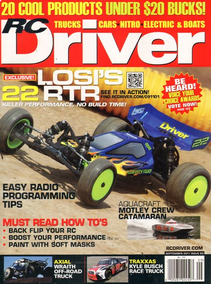 RC Driver Cover - 9/1/2011