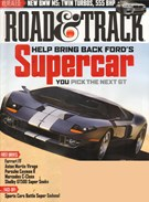 Road and Track Magazine 6/1/2011