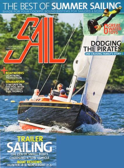 Sail Cover - 7/1/2011