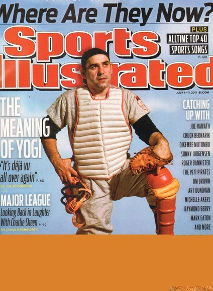 Sports Illustrated Cover - 7/4/2011