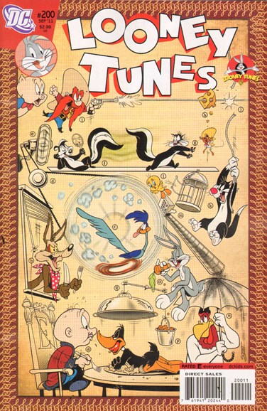 Looney Tunes Cover - 9/11/2011