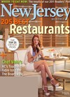 New Jersey Monthly | 8/1/2011 Cover