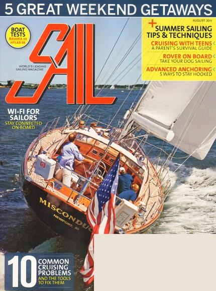 Sail Cover - 8/1/2011