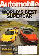 Automobile Magazine 9/1/2011