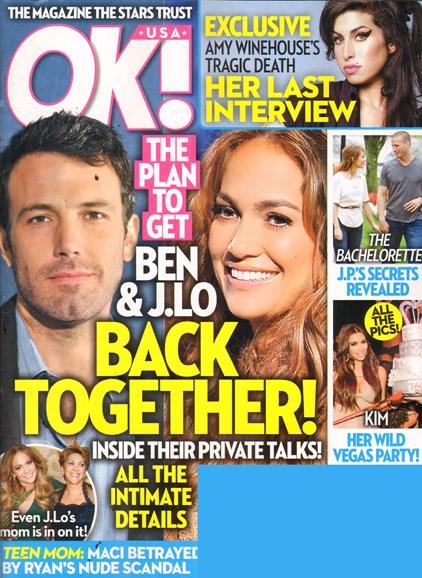 Ok! Cover - 8/8/2011
